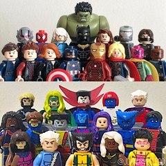 Avengers or an X-Man?