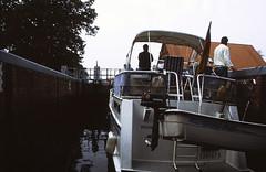 Hausboottour (77) Plauer Eldeschleuse