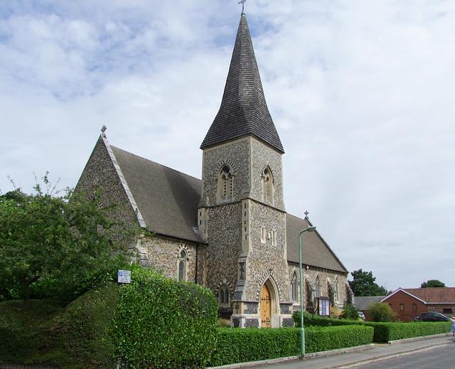 Bury St Peter