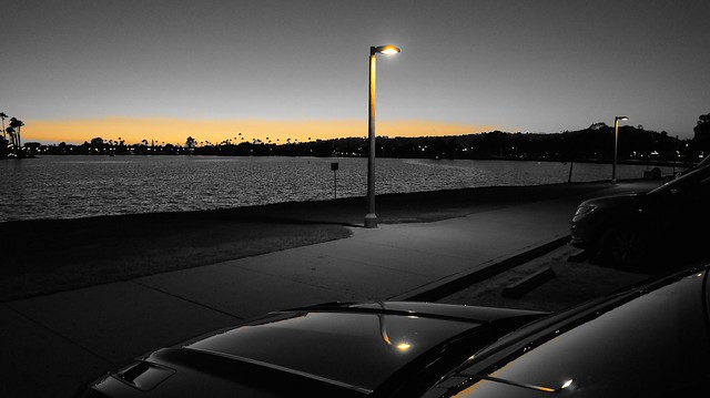 Mission Bay Twilight