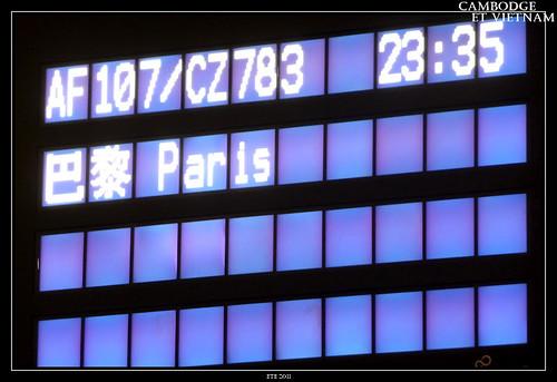 J 26 : 17 août 2011 : Vols retour