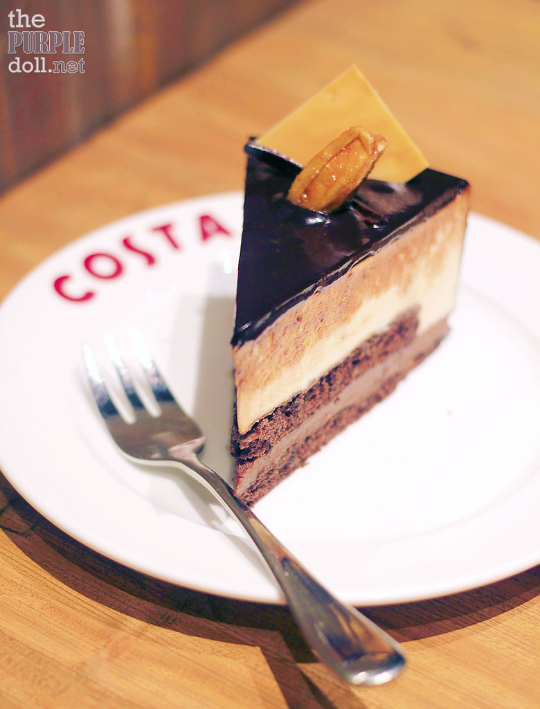 Sinful Chocolate Cake (P150)
