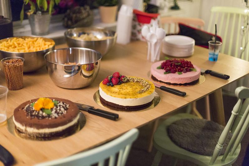 Champagnefrukost, Köpenhamn Pride och födelsedagsfest!
