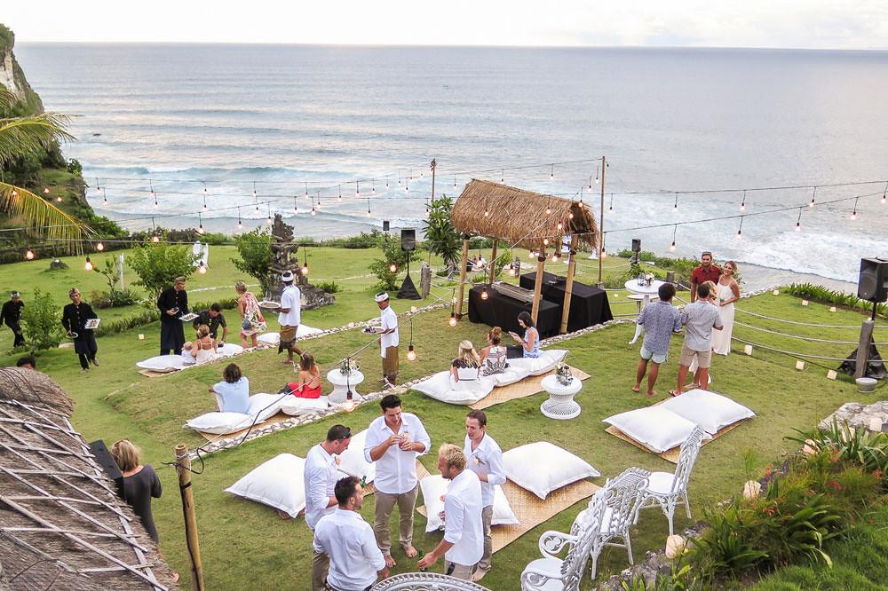The Coolest Wedding Venue In Bali