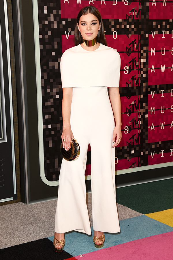 2015 MTV VMA Best Dressed - Hailee Steinfeld in a Stella McCartney