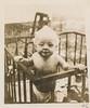 Cute little boy in an outdoor crib 1 by simpleinsomnia