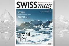 SWISSmag č. 13 - podzim-zima 2015/16