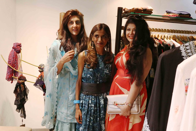 Netherfield Ball – Dietician Nishi Grover's Book Reception, Ritu Kumar Store, Khan Market