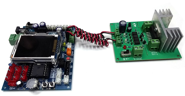 ZX-motor298 with IPST-SE