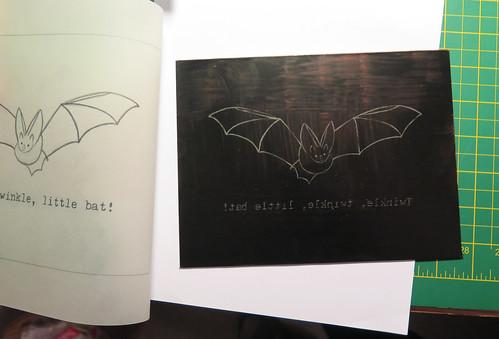 Twinkle, twinkle, little bat!