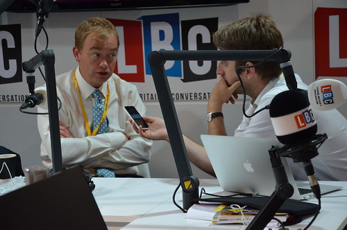 Tim Farron interview Sept 15 2