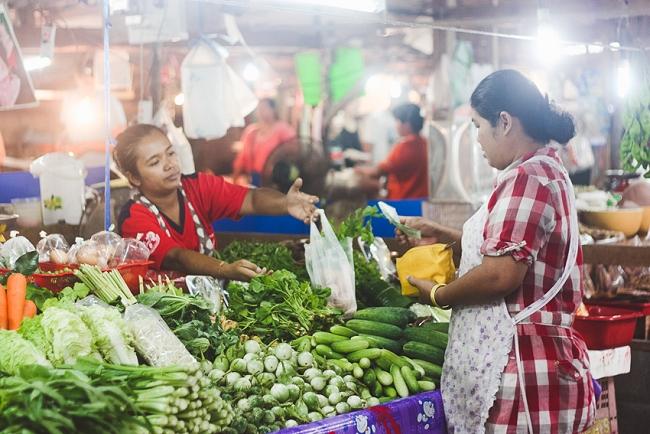 Koh Samui Markt