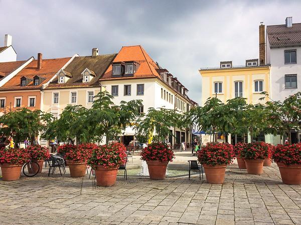 Deggendorf Stadtplatz