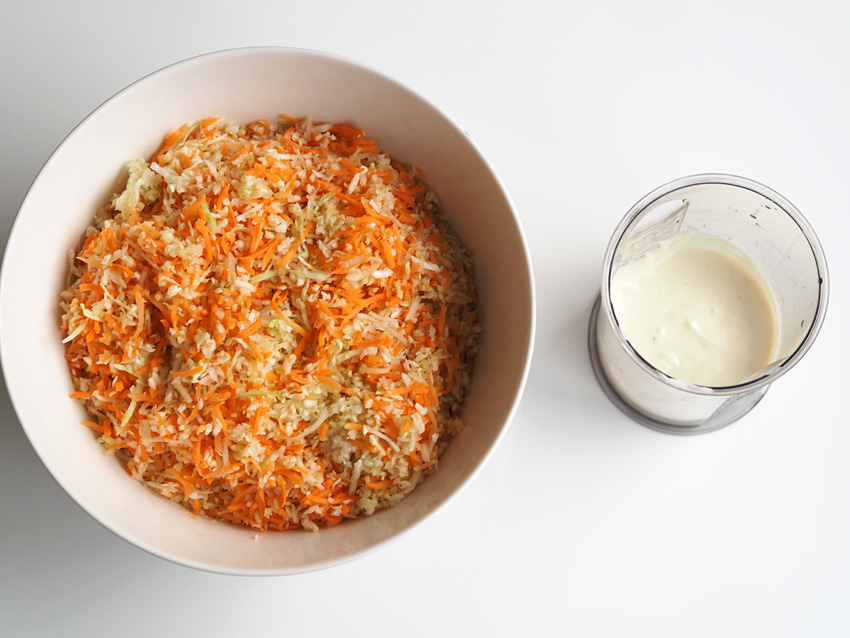 coleslaw-salaatin-valmistusohje