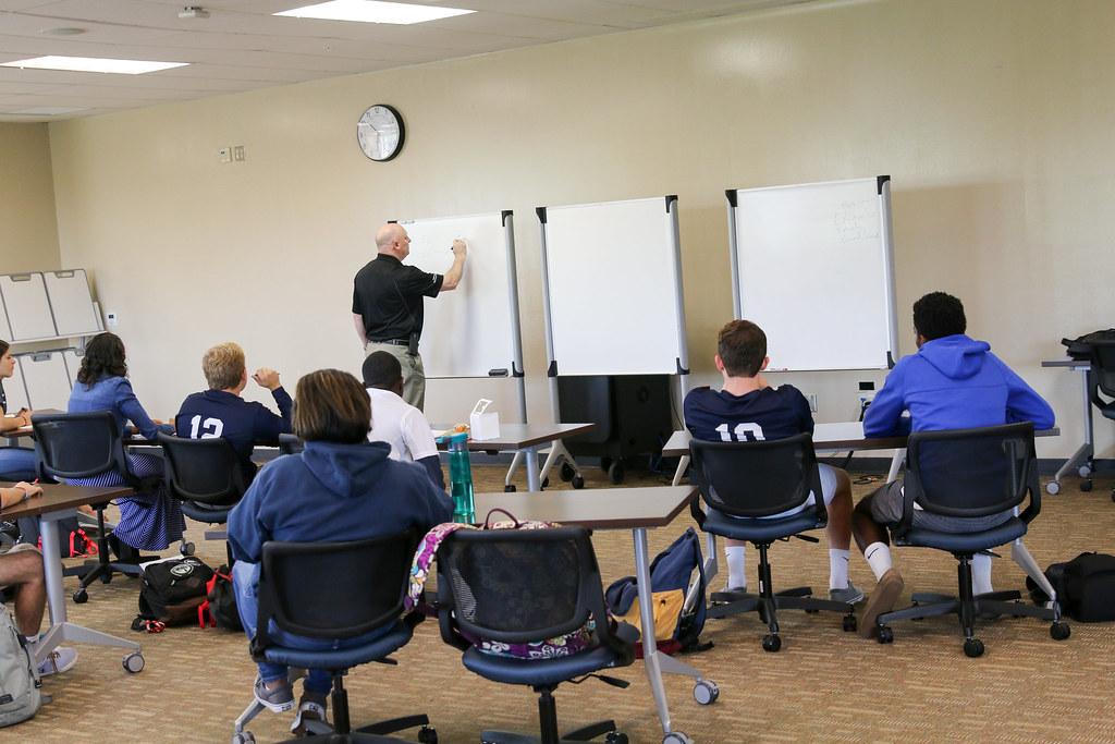 Upper School Leadership In Business with Dan Oglevee OSU F