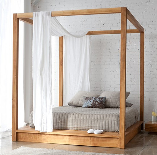 Nice Poster bed from Insaraf