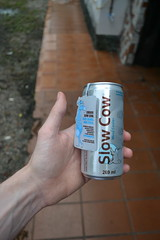 Slow Cow, der Anti-Red-Bull-Drink