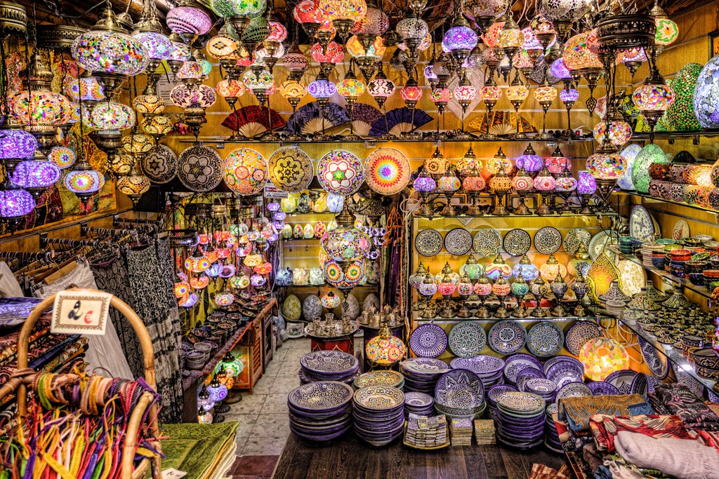 Granada Souvenir Shop
