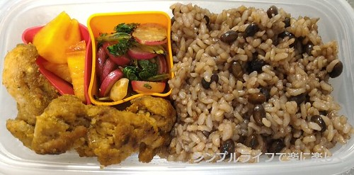 お弁当、2015-11-2