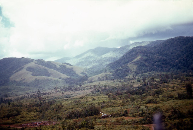 KONTUM 1967-68 - by James Loesch - The beautiful and hairy Central Highlands