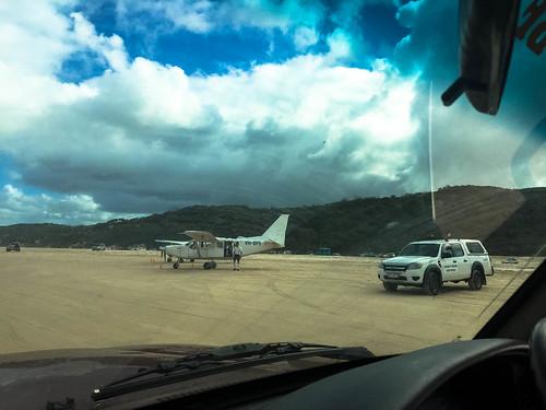 Fraser Island International Airport :D
