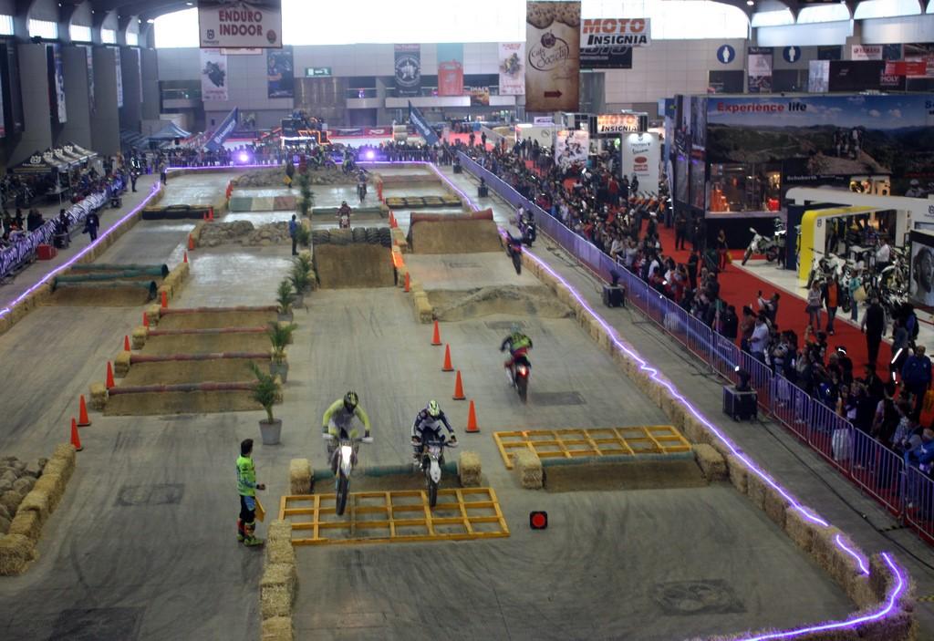 Salón Internacional de la Moto
