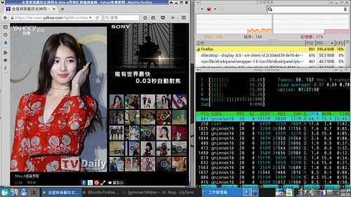 ArcLinux + Xfce4