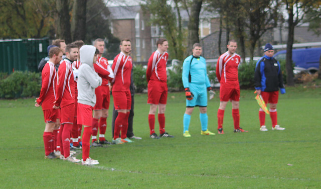 Old Bridge 0, Vets 1 - 08/11/2015