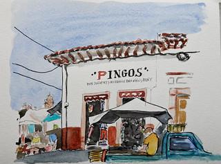Pátzcuaro. Mercado (México)