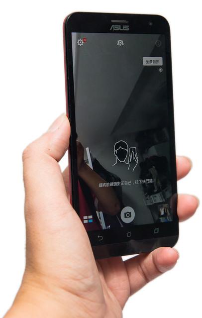 輝媽挑手機?長輩手機好選擇 ZenFone 2 Laser 大螢幕雷射對焦好方便! @3C 達人廖阿輝