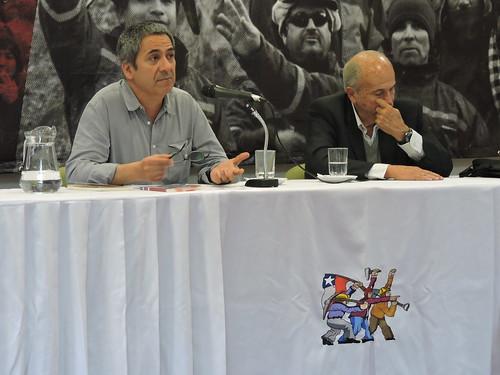 """Relanzamiento del Libro """"Elmo Catalán: EN LA SENDA DEL CHE"""""""