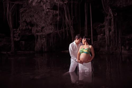 Cenote Azul, Bacalar
