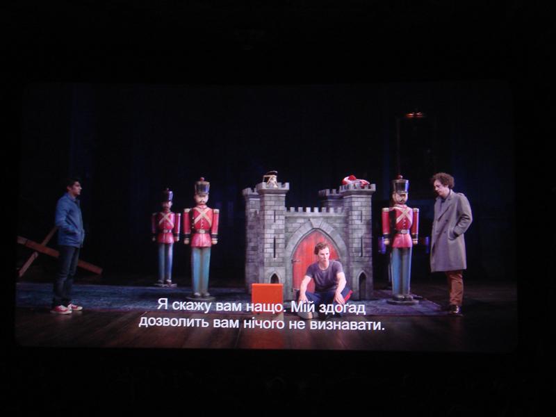 Cumberbatch ntlive national theatre