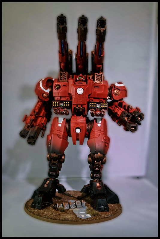 Tau KX139 Ta'unar Supremacy Armour