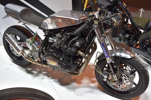 Custom Motorbikes  Motorcycle Live 2015