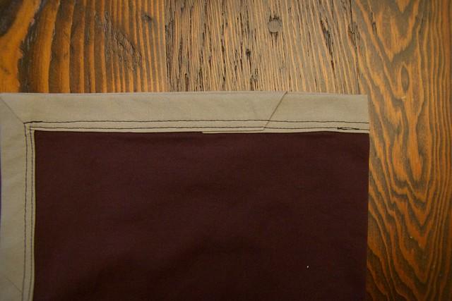 overlapped binding