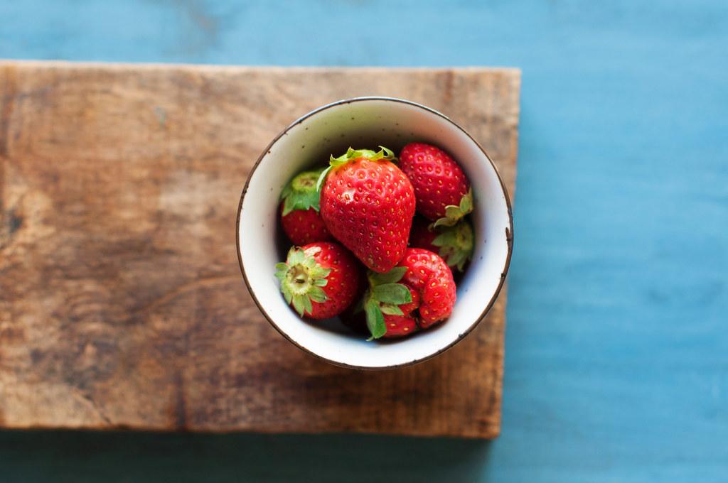 Day 335.365 - Strawberries