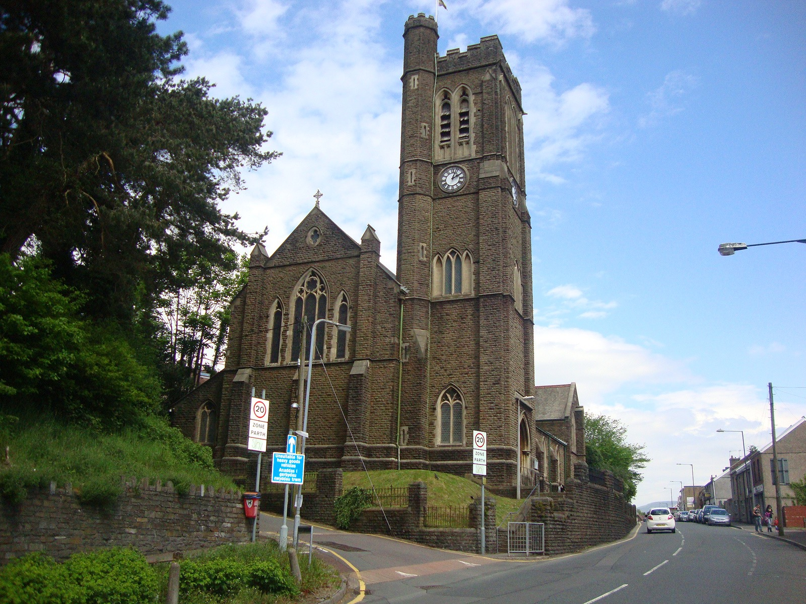 Swansea, CLYDACH, St Mary