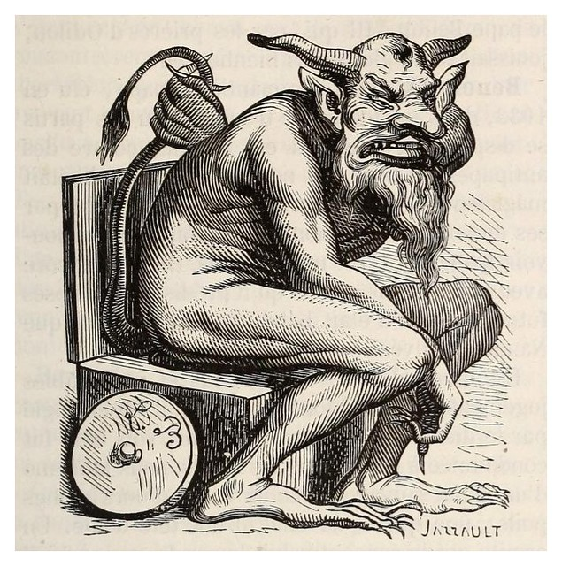 004-Belfegor-Dictionnaire infernal…1863- Collin de Plancy
