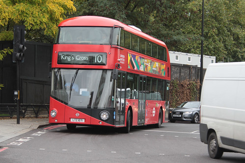 London United LT71 LTZ1071