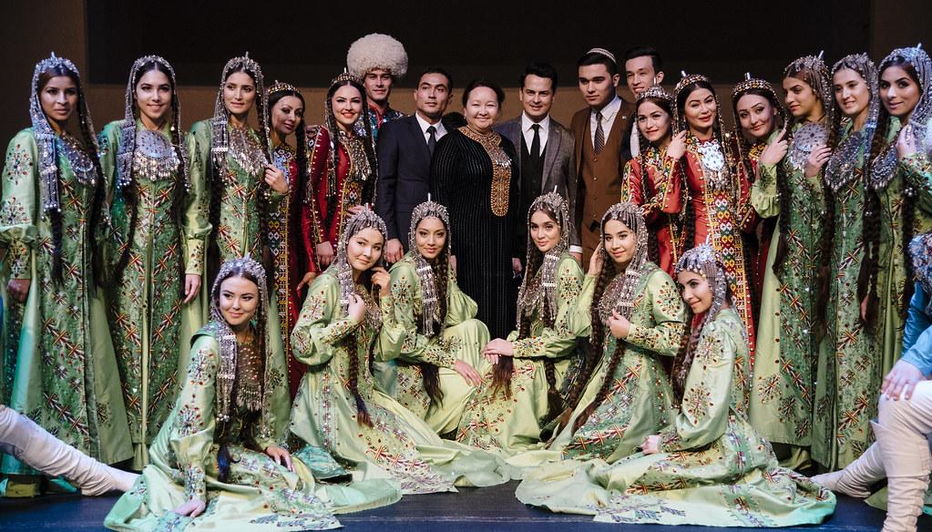 Turkmenistan Cultural Show