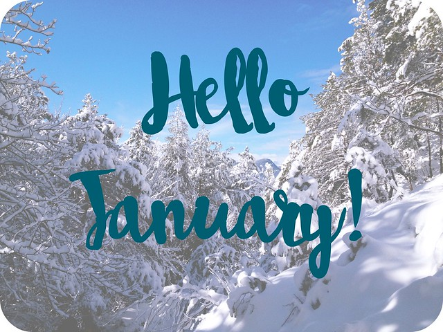 Hello January!