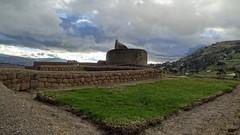 La Condamine Templo del Sol Ingapirca Ecuador 02