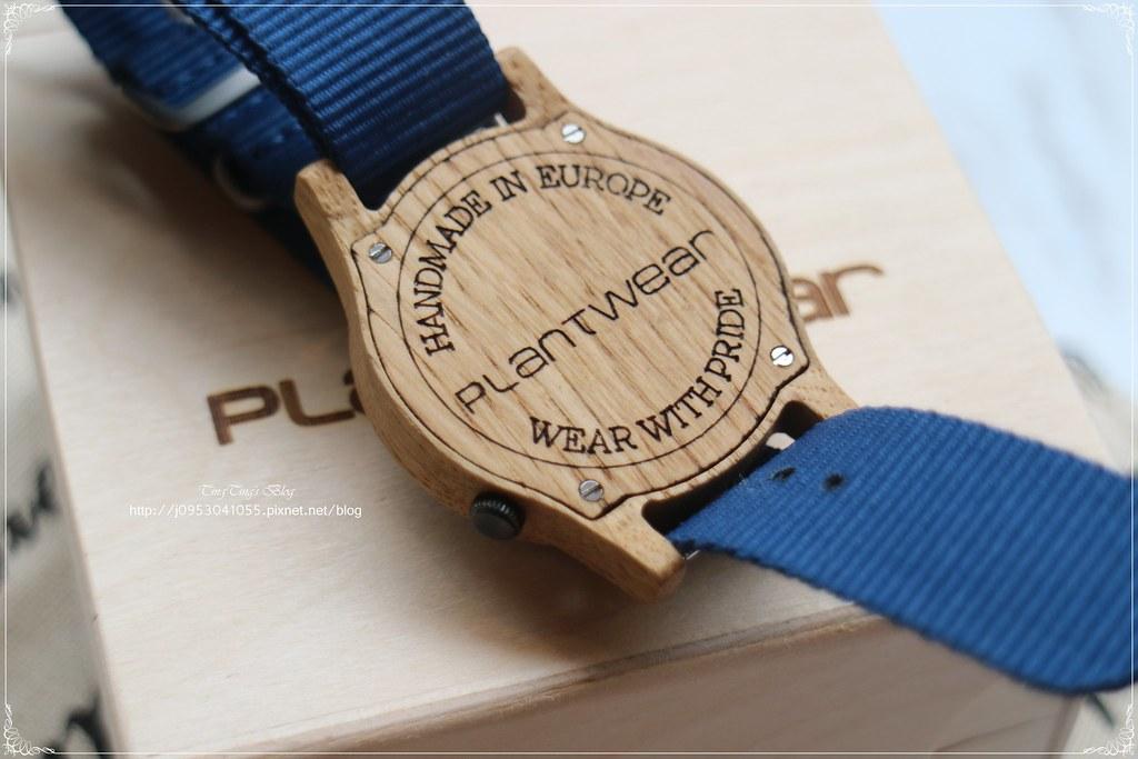 歐洲 Plantwear 木製手工手錶 (11)