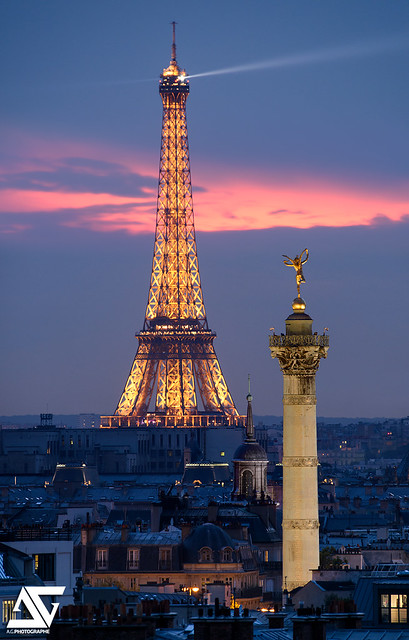 Good night Paris