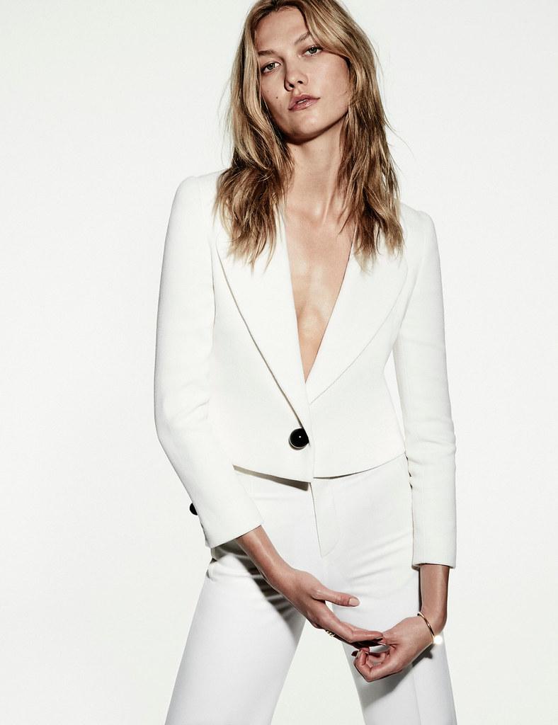 Карли Клосс — Фотосессия для «Vogue» MX 2016 – 16