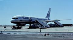 C-GTDL B757 Odyssey International Faro 1990