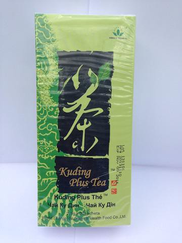 Manfaat Kuding Plus Tea
