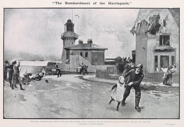 First Heugh Lighthouse (1846-1915)