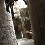 Exploring alleyways